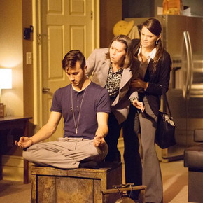 Theatre Review: Original Play THE FAMILY DIGSMakes It's World Premiere At The Croswell