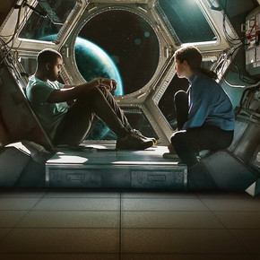 Review: Engaging sci-fi drama 'Stowaway' grounded in reality