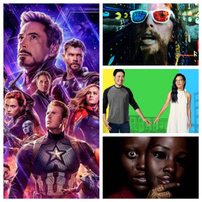 We're in the Endgame now, 'Avengers,' and 'Relaxer' top the best movies of 2019