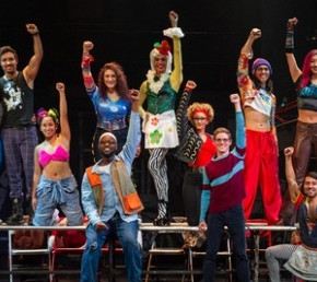 Review: Incredible 25th anniversary farewell tour of 'Rent' welcomes Detroit audiences