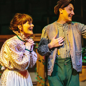 Review: Stirring 'The Secret Garden' finds enchantment at The Encore