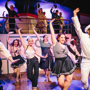 Review: Set sail with ANYTHING GOES at The Encore