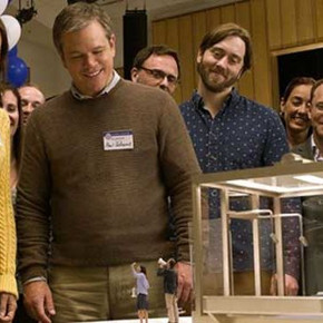 Film Review: Well acted and imaginative DOWNSIZING comes up a bit short