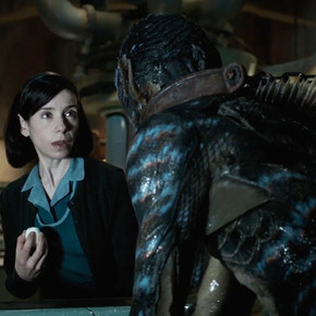 Review: Del Toro creates magic with THE SHAPE OF WATER