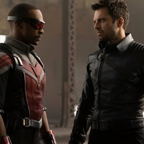 Review: 'The Falcon and the Winter Soldier' brings Marvel back to reality