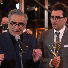 Emmy's Recap: 'Schitt's Creek' makes history and HBO sweeps