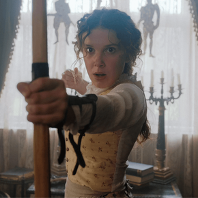 Review: Light 'Enola Holmes' proves worthy vehicle for Millie Bobby Brown