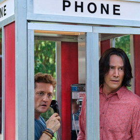 Review: Dudes, 'Bill & Ted Face The Music' is an endearing and most excellent adventure