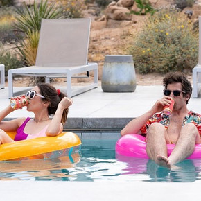 Review: Clever 'Palm Springs' puts fresh spin on 'Groundhog Day' formula