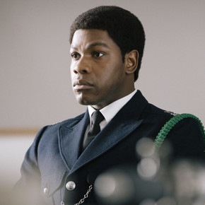 Review: In 'Red, White and Blue' John Boyega gives career defining performance
