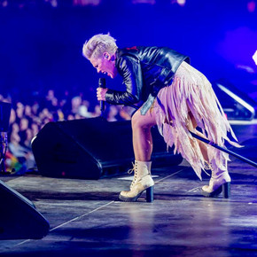 Review: 'Pink: All I Know So Far' a raw, mostly fulfilling peak at global popstar