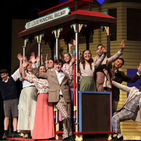 Review: MEET ME IN ST. LOUIS at The Croswell is a holiday treat for all ages