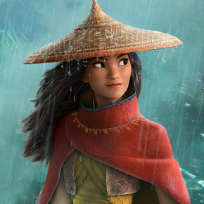 Review: Disney's convoluted fantasy epic 'Raya and the Last Dragon' finds its stride