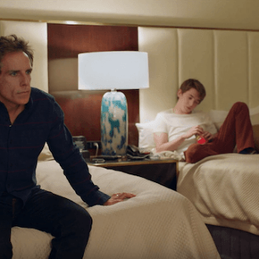 Film Review: BRAD'S STATUS IsAMore Than Exceptional Offering,But Does It Make The Grade?