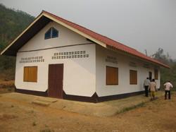 교회가 새로 건축봉헌한 남욘교회는 지속적으로 부흥하고 있다