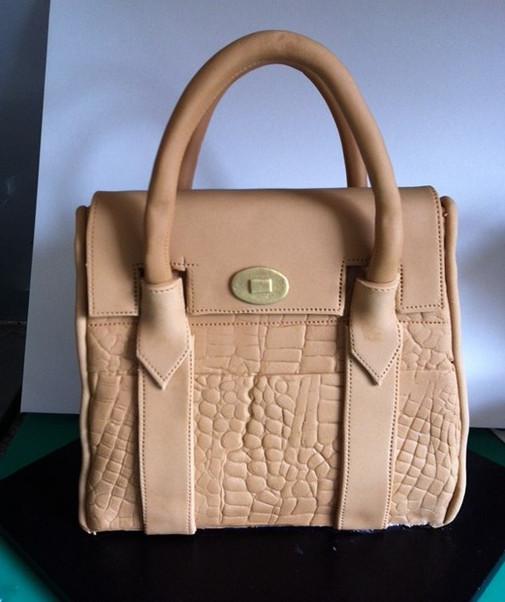 Biege Handbag
