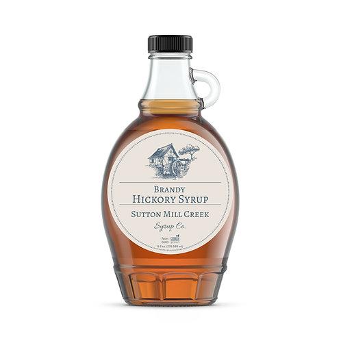 Brandy Hickory Syrup