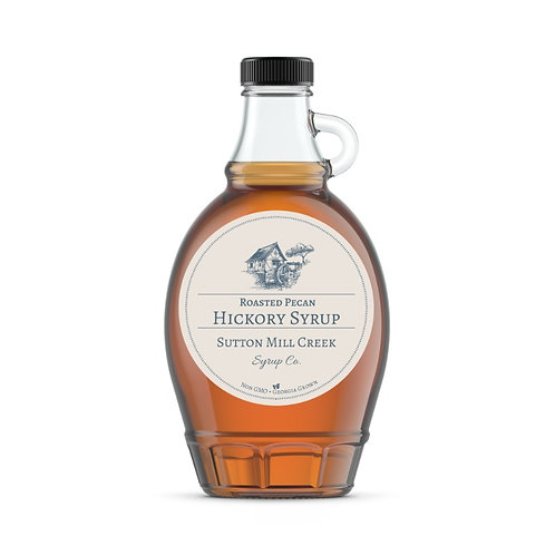 Roasted Pecan Hickory Syrup