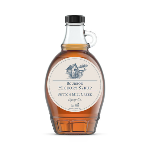 bourbon hickory syrup
