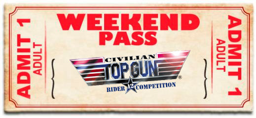 SINGLE-Weekend Pass Special