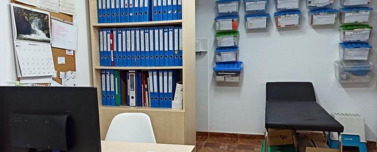 Sala d'infermeria
