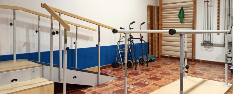 Sala de fisioteràpia