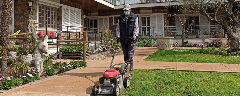 Jardineria i exteriors