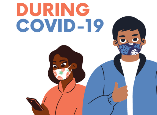 3 ways to cope with stress during Covid-19.