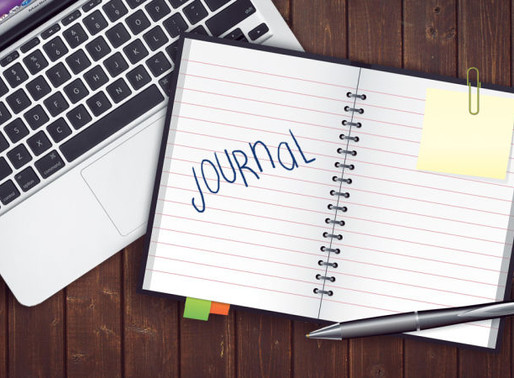 3 ways to journal for self therapy...
