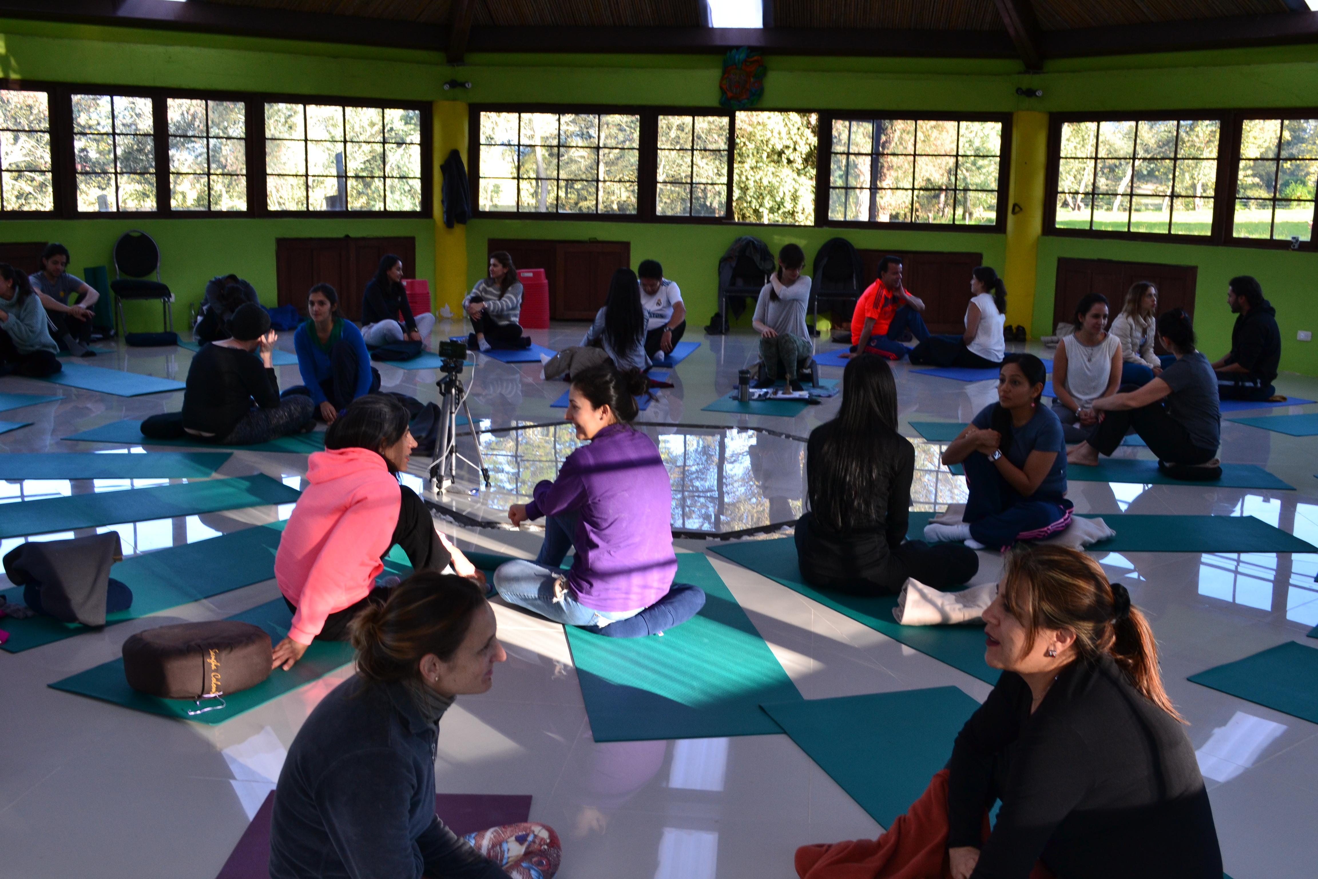 Día de práctica Mindfulness