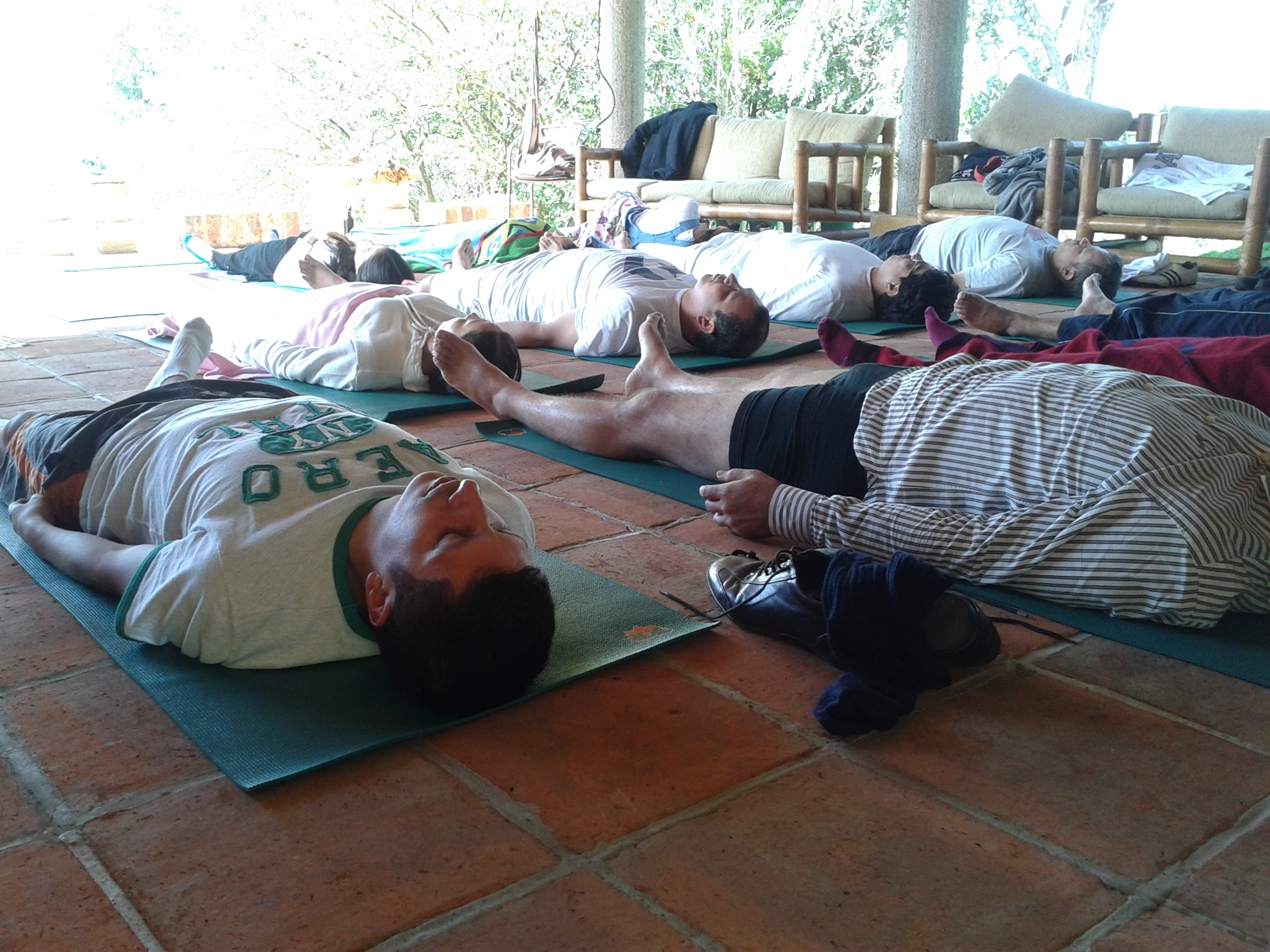 Yoga Nidra.