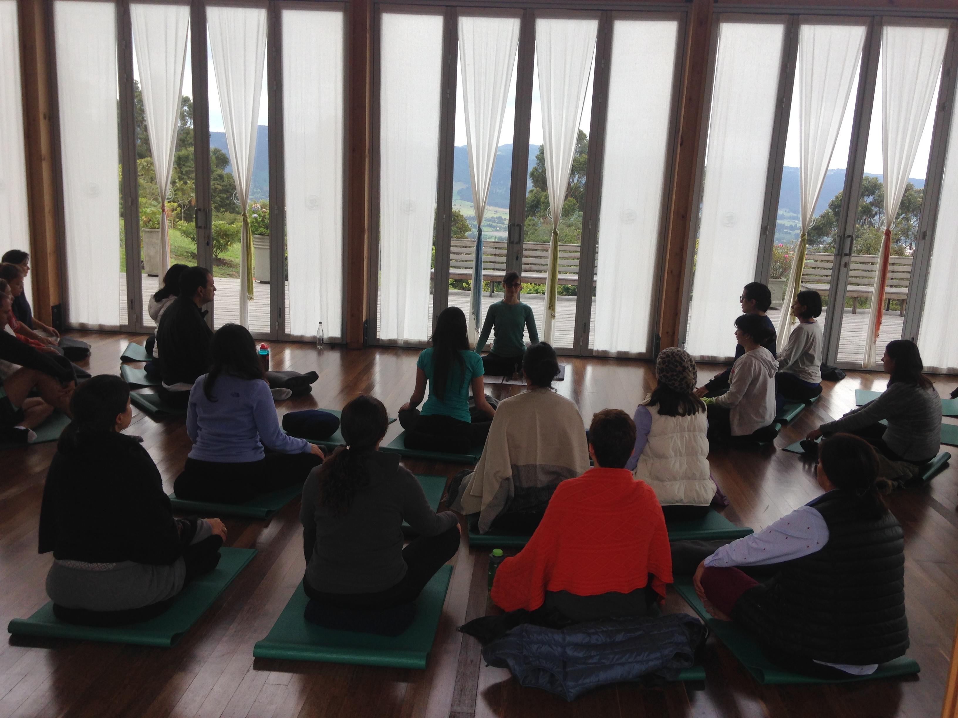 Mindfulness cursos y programas.