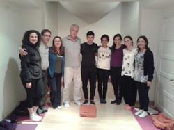 Programa MBSR o Mindfulness