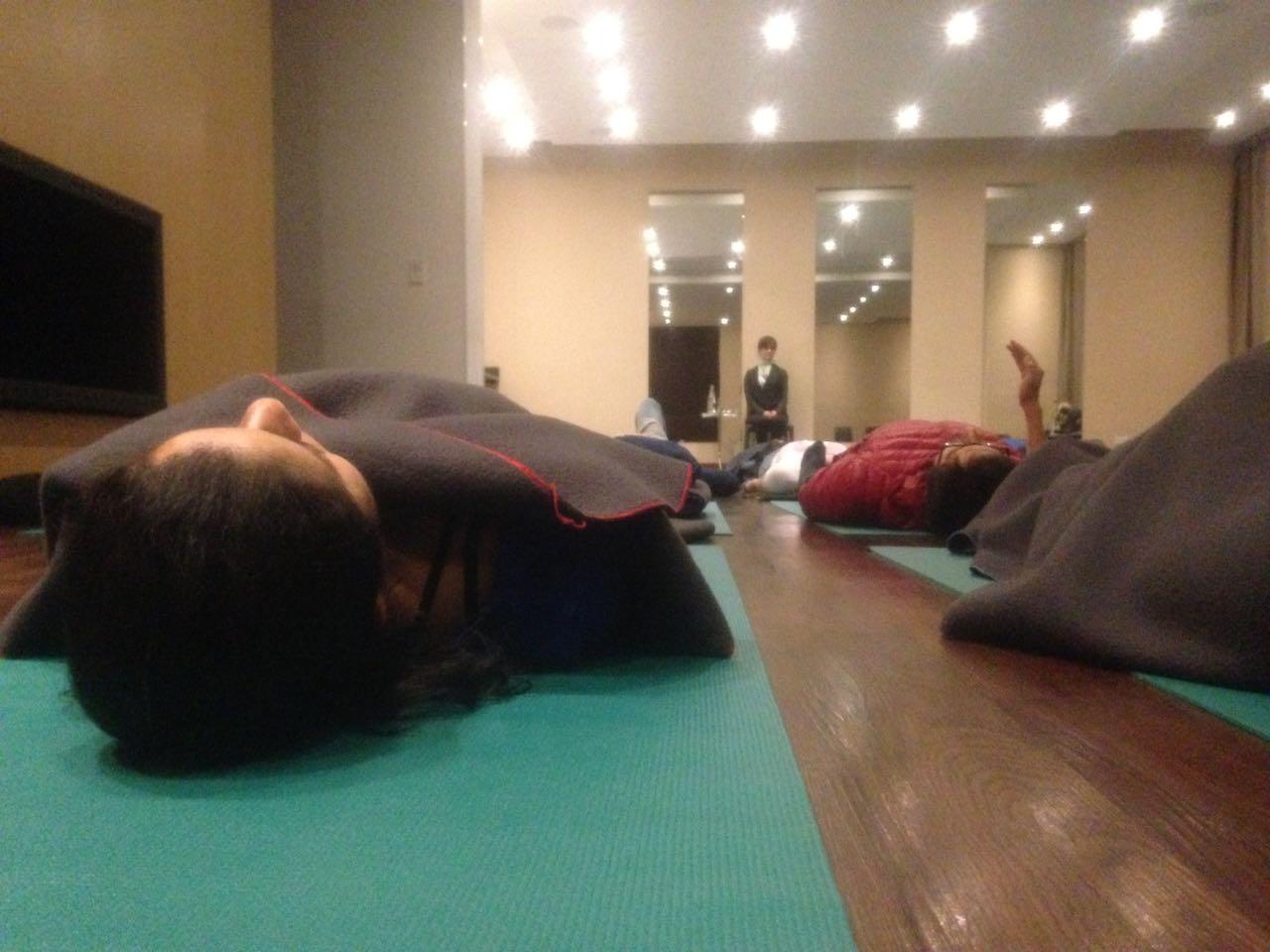 Mindfulness sesión abierta