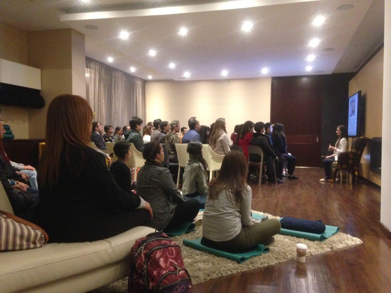 Charla experiencial sobre Mindfulnes