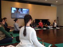 Mindfulness para reducción estrés