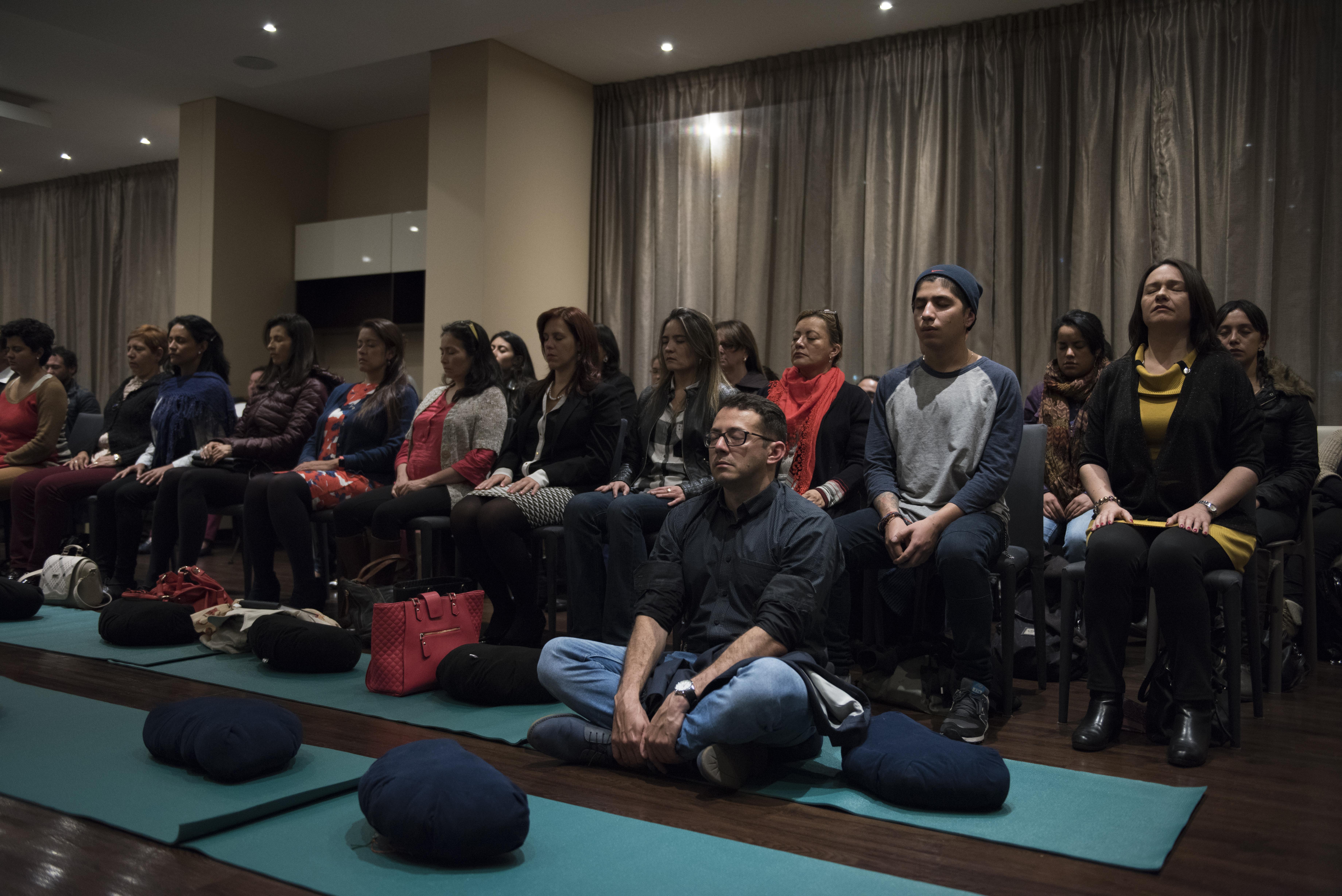 Charla informativa Mindfulness