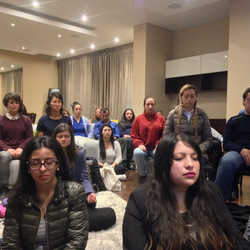 Charla experiencial Mindfulness