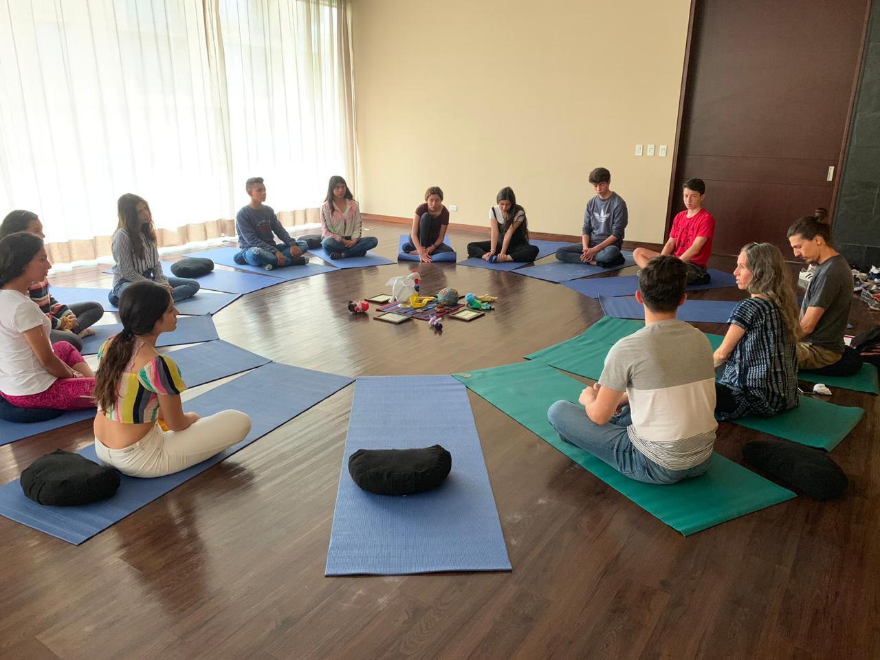 Mindfuless para adolescentes