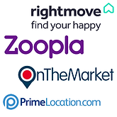 rightmove zoopla onthemarket primelocation