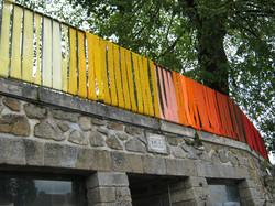 Nuancier - Jardin des Feuillantines