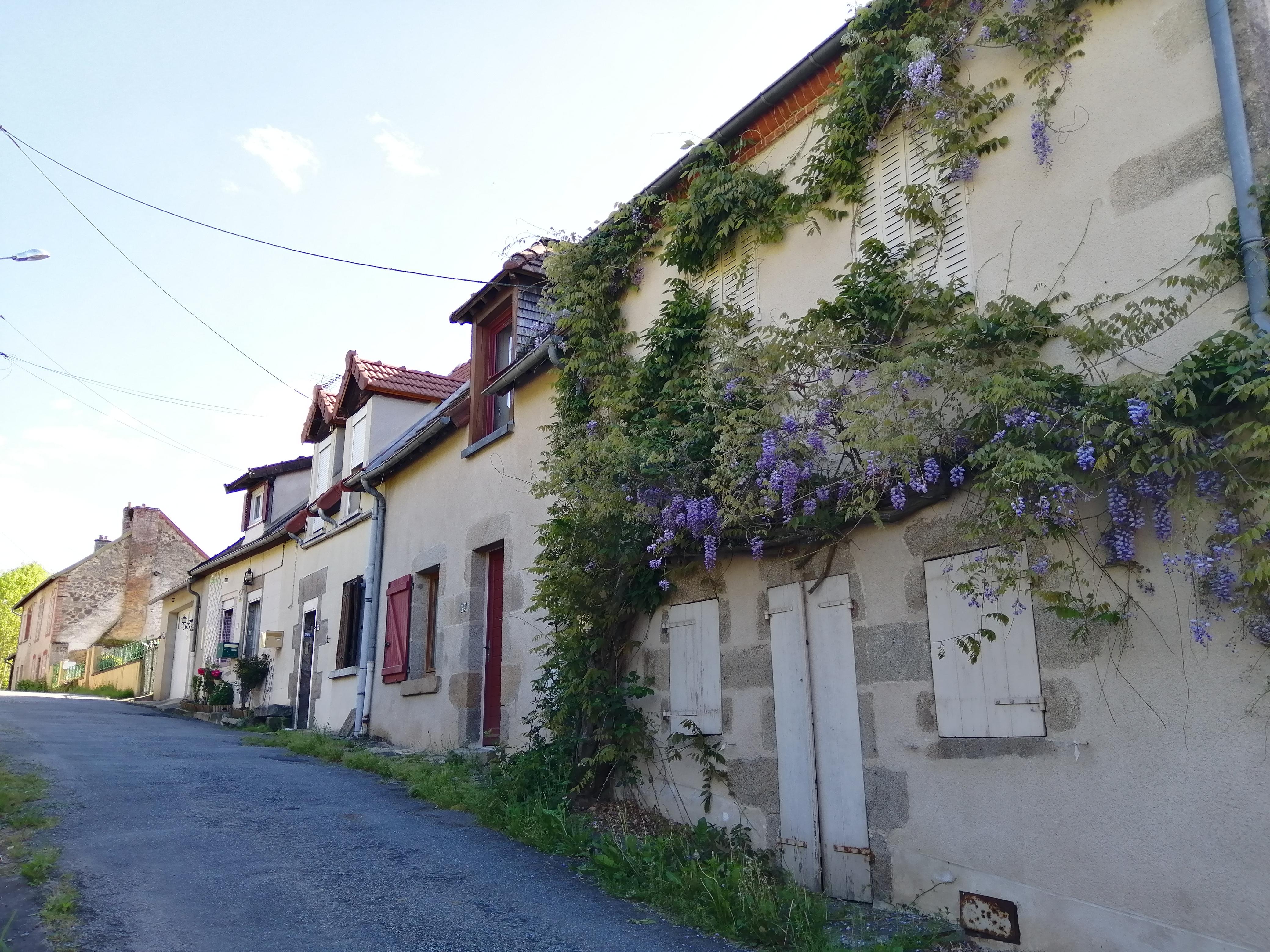 Rue de Felletin