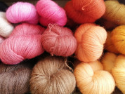 Moches de laine à tapisserie Terrade