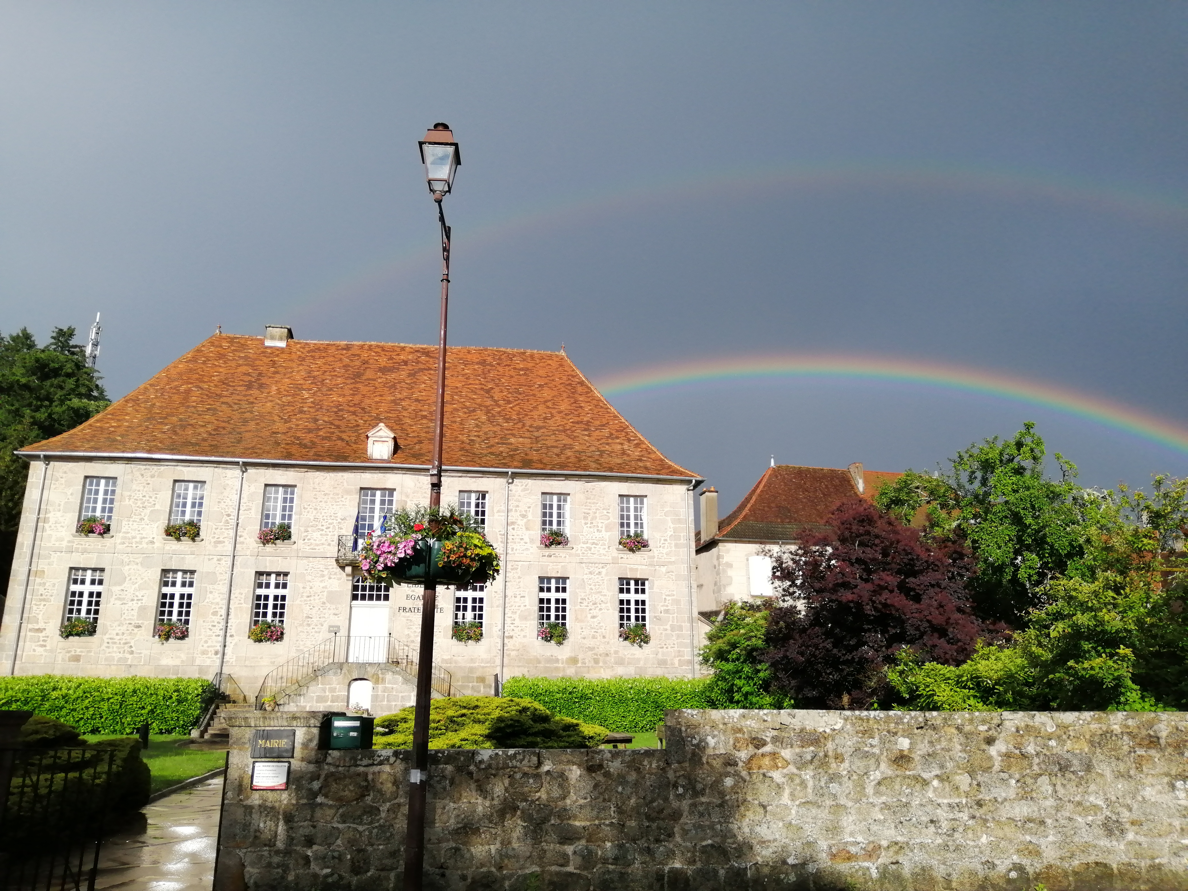 Mairie de Felletin