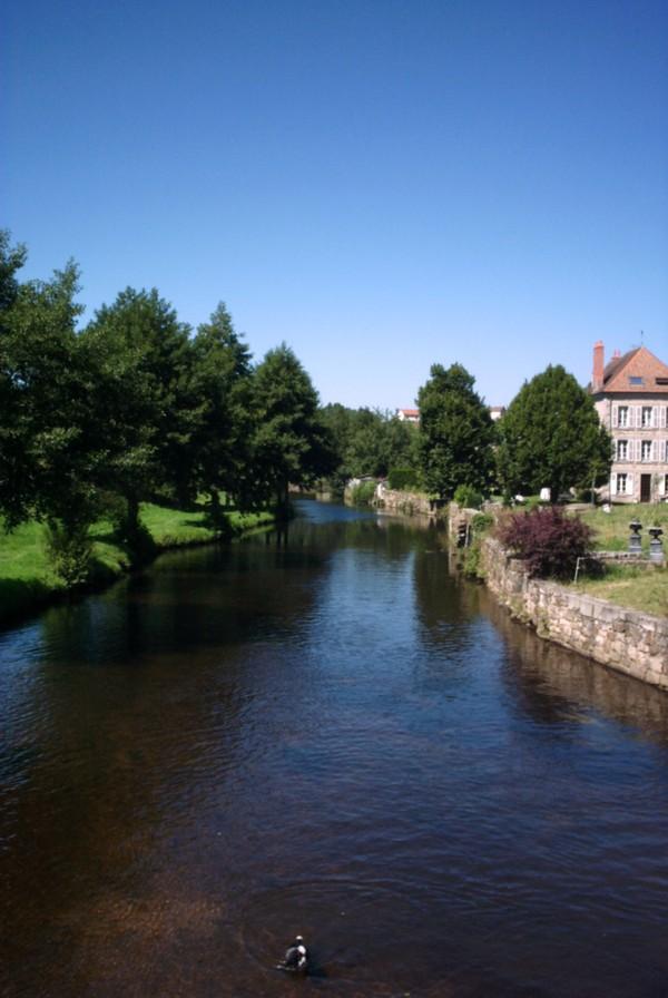 La Creuse, quartier du Pont Roby