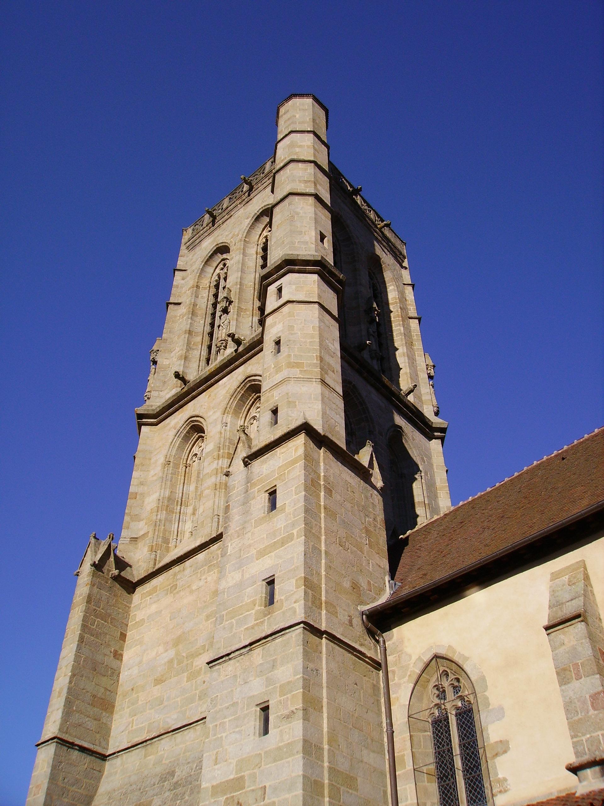 Eglise du Moutier Felletin