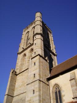 Eglise Sainte Valérie du Moutier Felletin