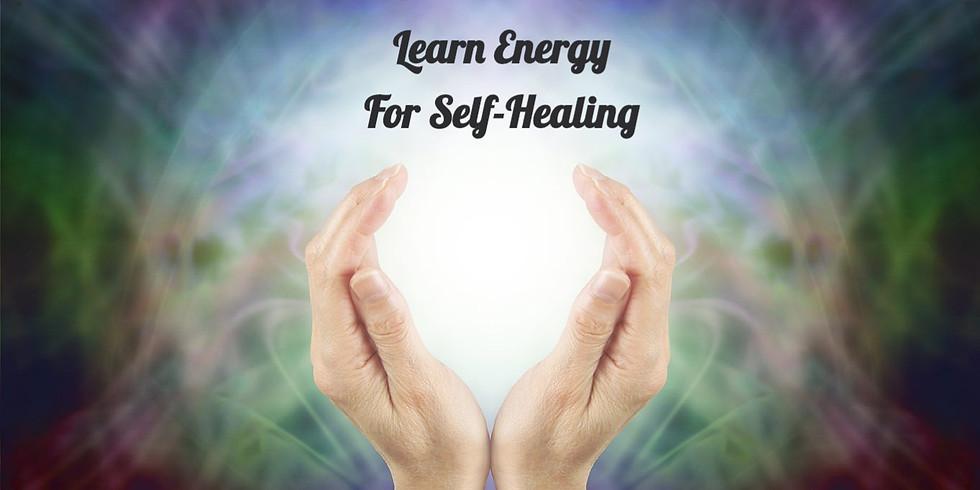 Fundamentals of Energy Healing - Workshop