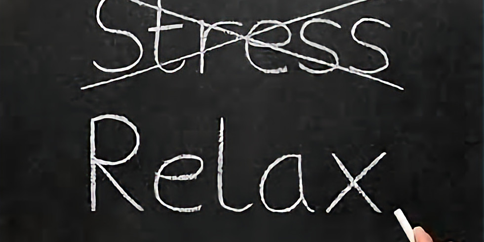 Relieve Stress & Anxiety - Reiki, Frequency Healing, & Guided Imagery
