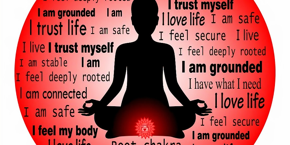 Root Chakra - Reiki, Frequency Healing, & Guided Imagery